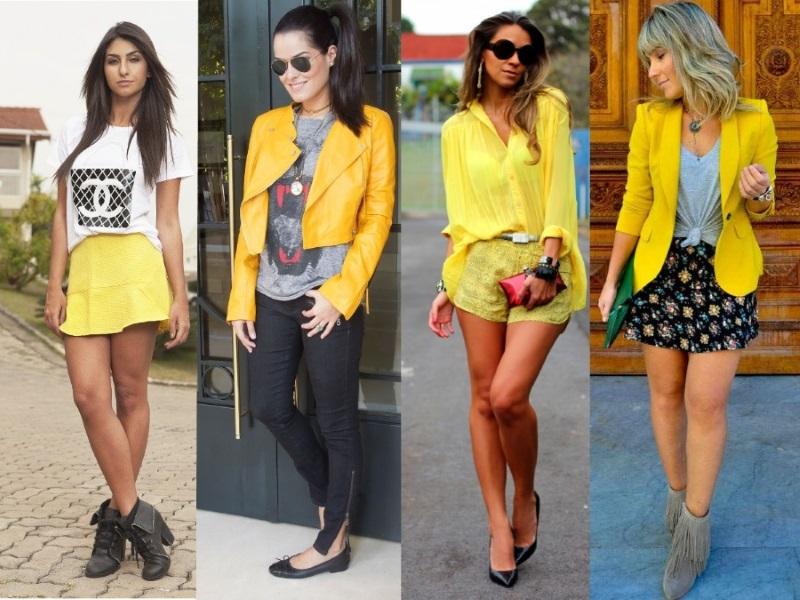 look-amarelo